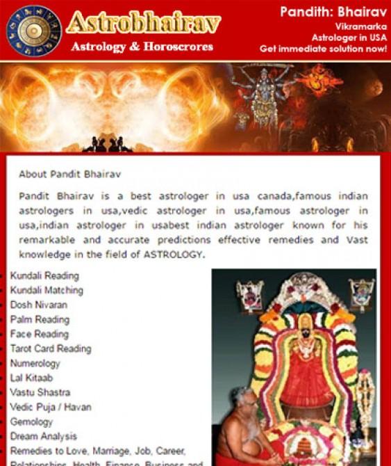 Astrologer & Vaastu Consultant, Hardik Vyas