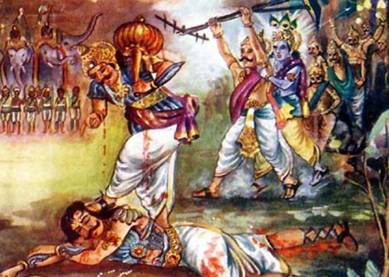 mahabharat war dating Given that the mahabharata war took place several  that dating the events of the epic based on archaeological finds could be misleading.