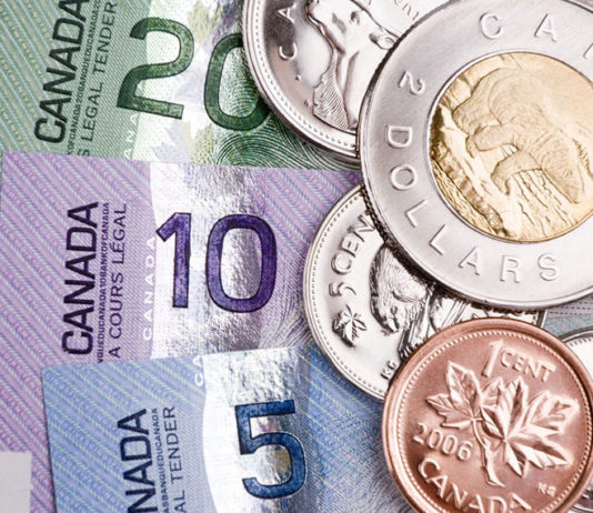 income for Canadian