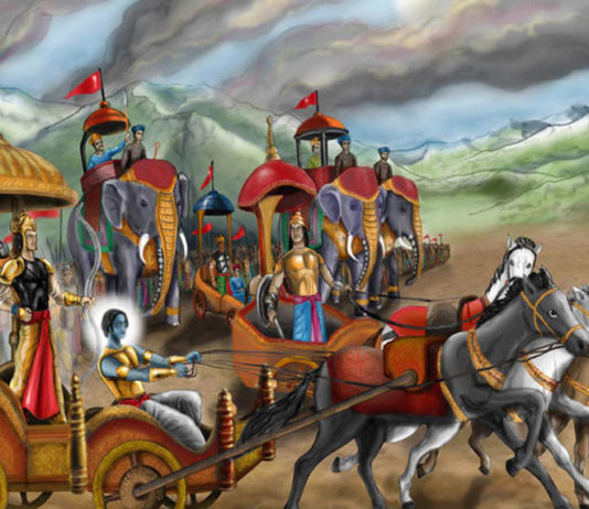 Duryodhana-Bhishma