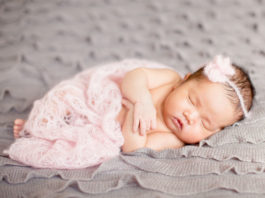 Photography your newborn baby