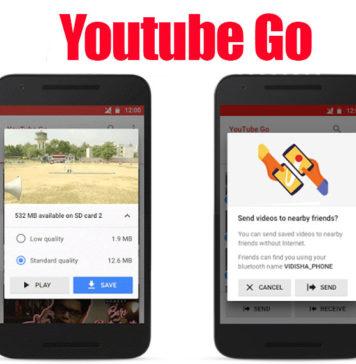 Youtube go app launch