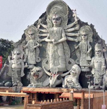 Durga Pandals