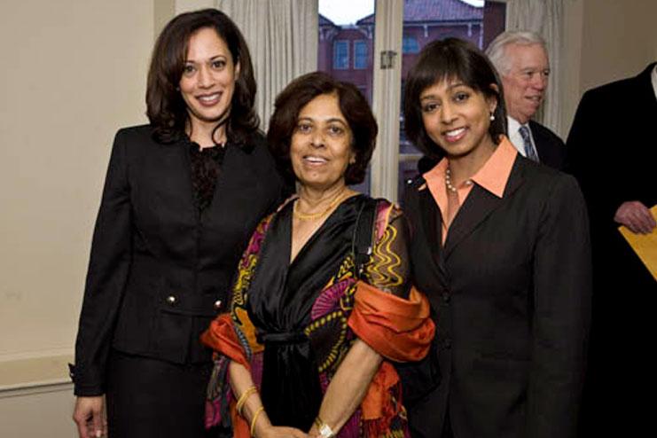 Story of Sen. Kamala Harris's mother Shyamala Harris