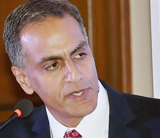 Richard Verma becomes vice chairman