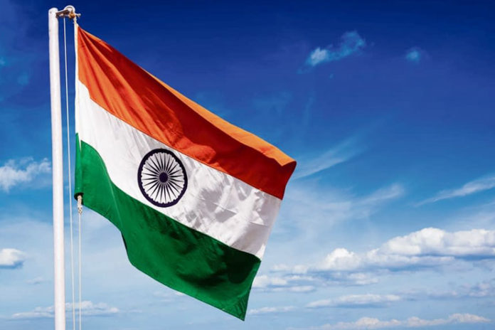 world celebrated Indian independence day