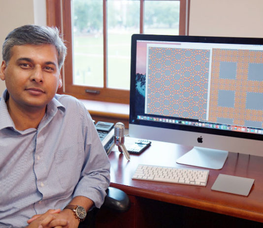 Indian-American professor receives prize