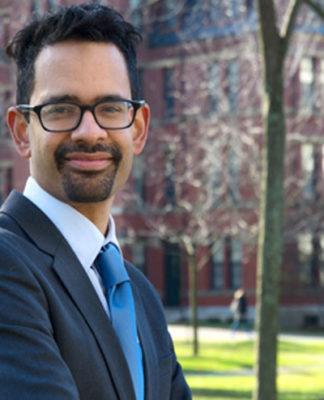 Sunil Amrith receives MacArthur Fellowship Program