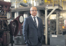 Sanjeev Gupta received innovator award