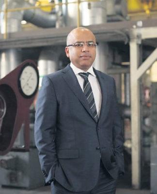 Sanjeev Gupta received innovator award