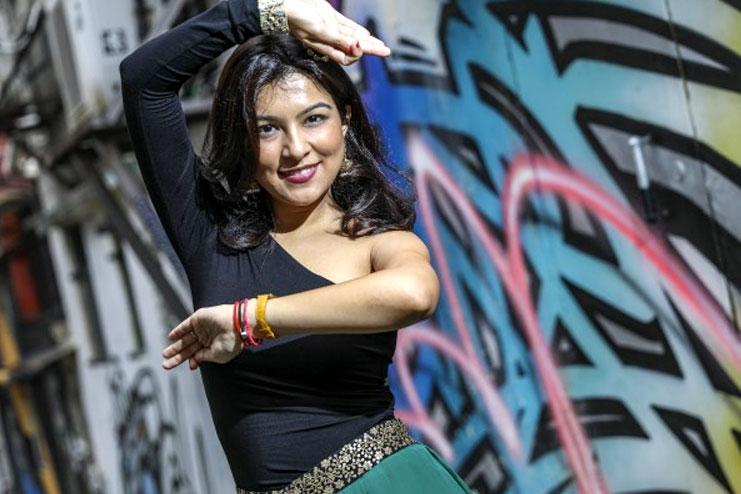 Meet indian girl